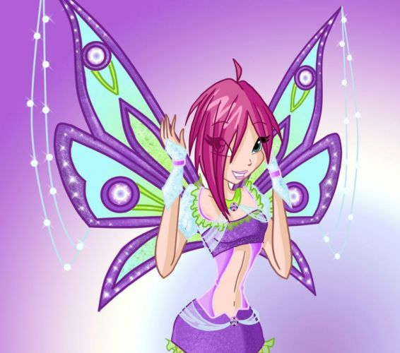 WINX CLUB fairy gd wallpaper
