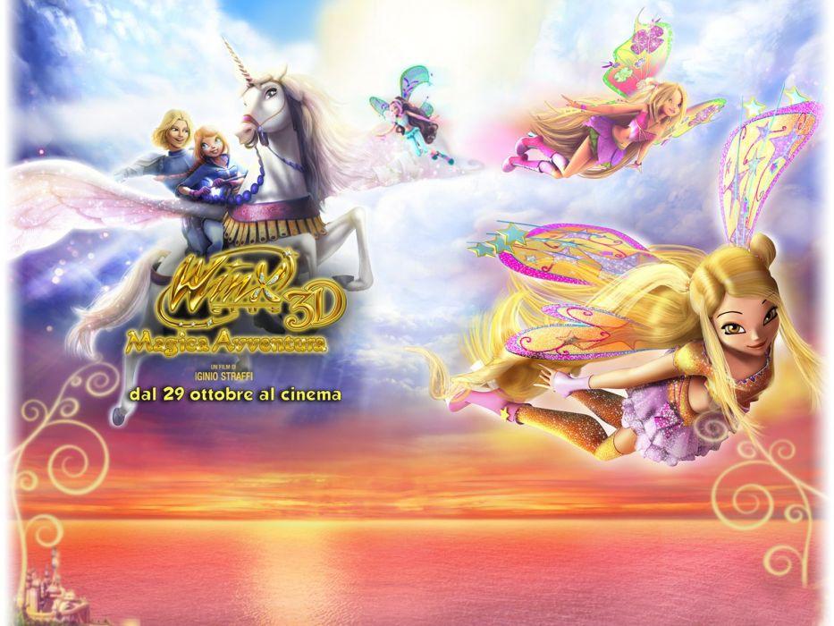 WINX CLUB fairy poster       g wallpaper