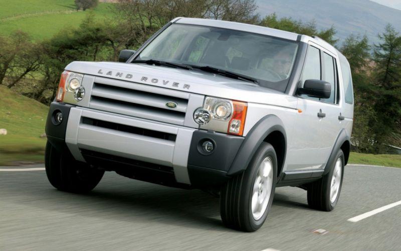 cars Land Rover vehicles wallpaper