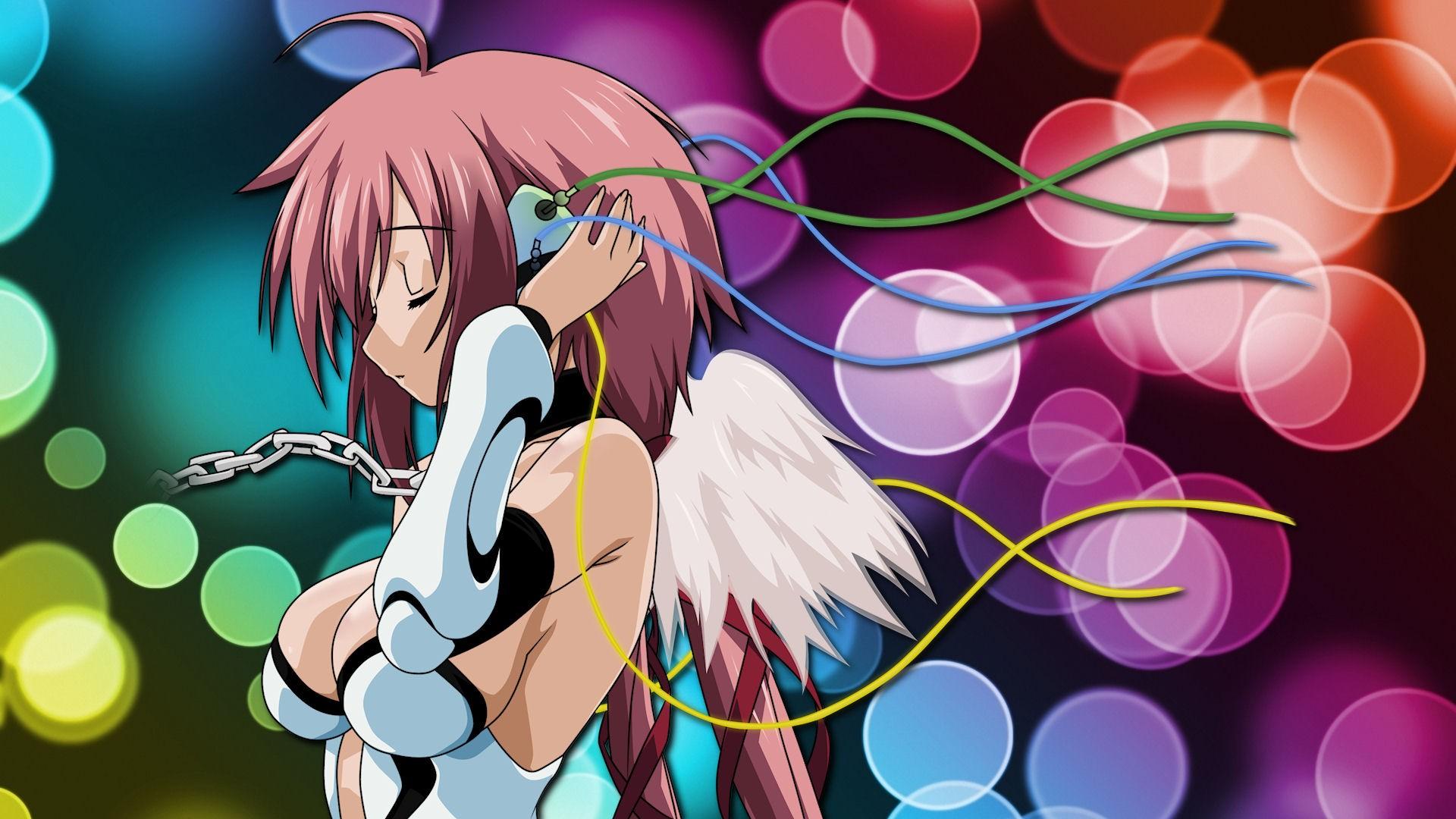 Ecchi Sora No Otoshimono Anime Wallpaper 1920x1080 184940