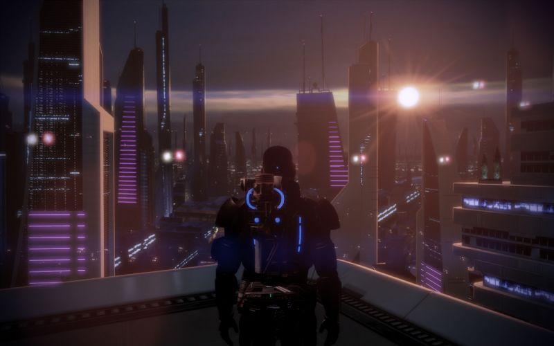 Mass Effect wallpaper