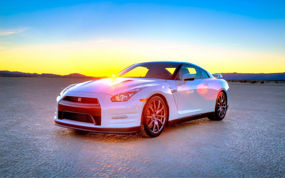cars Nissan static wallpaper
