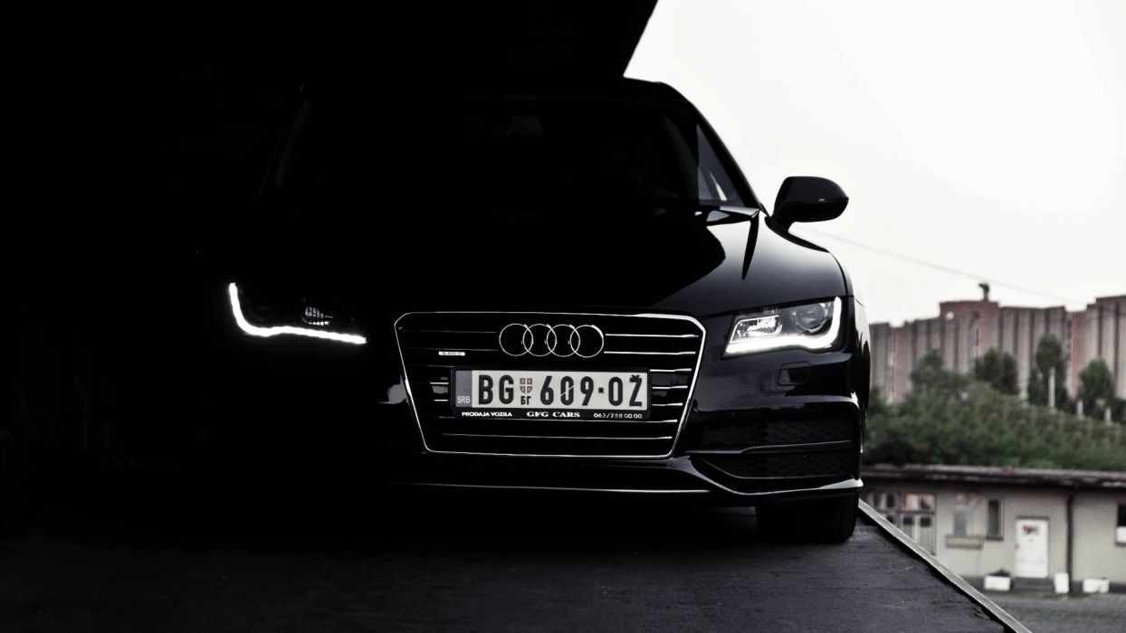 cars Audi vehicles Audi A7 wallpaper