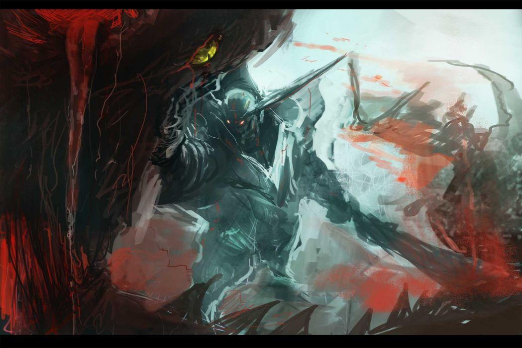 Yu-Gi-Oh! artwork wallpaper