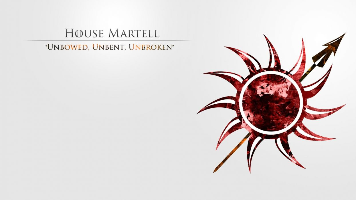 Game Of Thrones House Martell Wallpaper 1920x1080 185171