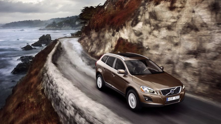 cars Volvo vehicles wallpaper