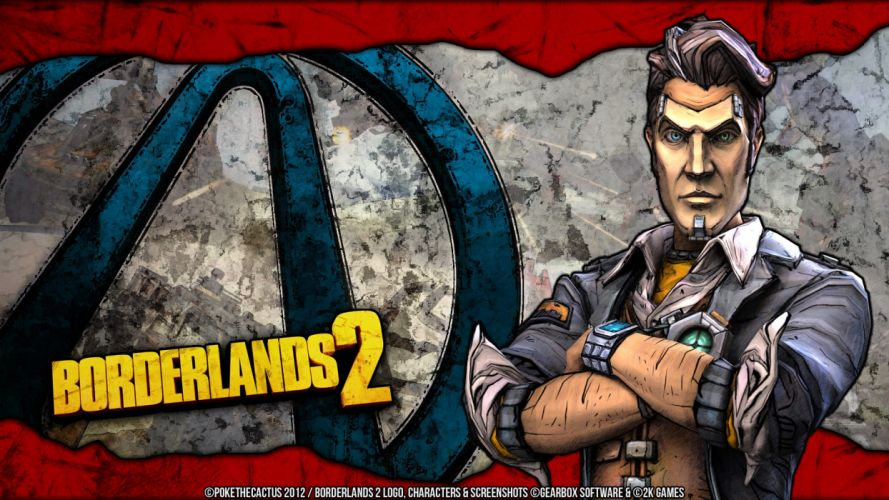 video games Jack Borderlands 2 wallpaper