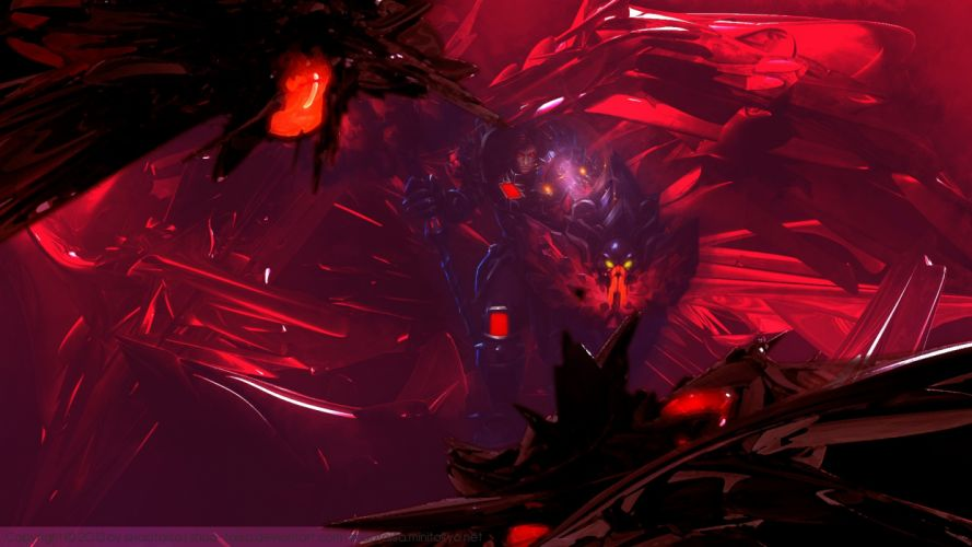 abstract video games League of Legends Taric Game characters wallpaper