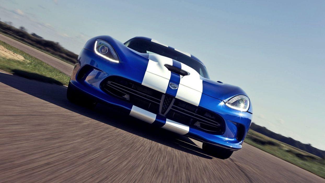cars Dodge vehicles Dodge Viper Dodge Viper GTS Dodge Viper GTS Launch Edition 2013 wallpaper