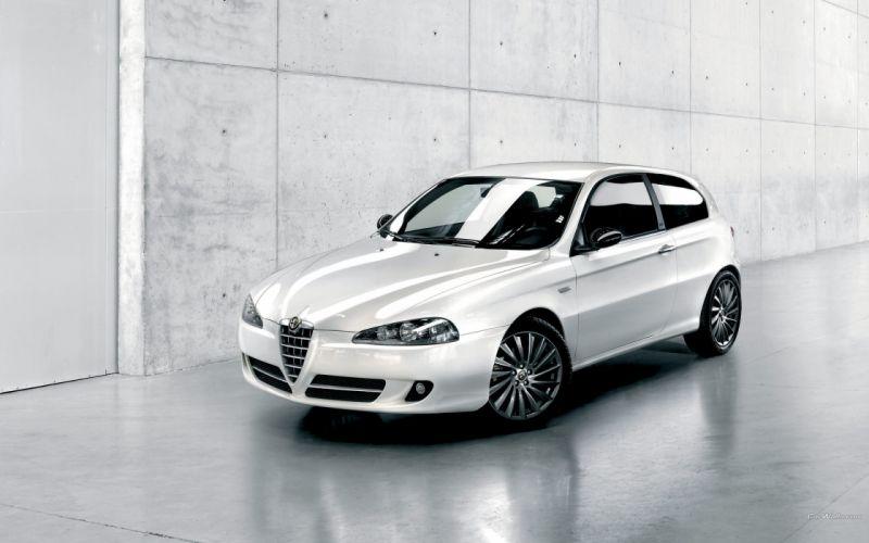 cars Alfa Romeo wallpaper