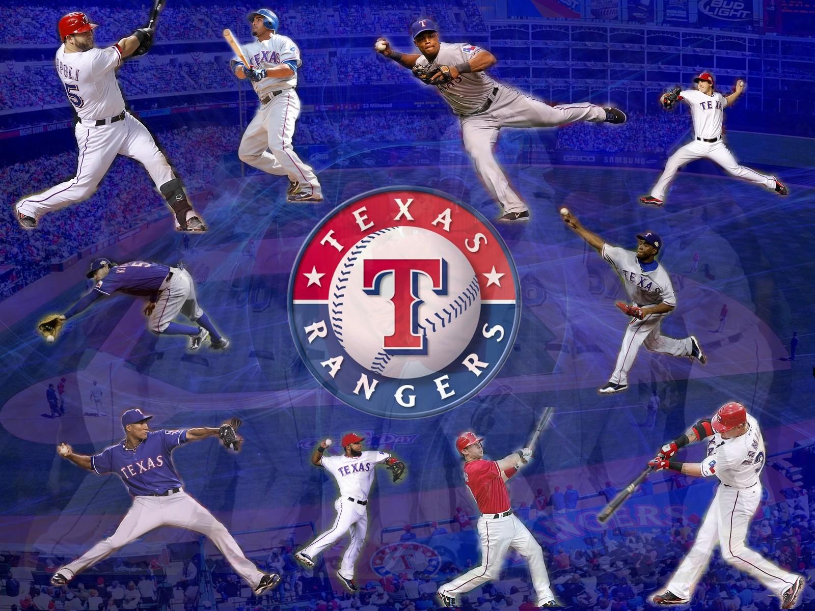 Baseball Texas MLB Major League Rangers Wallpaper