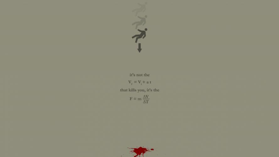 text quotes funny mathematics equations wallpaper