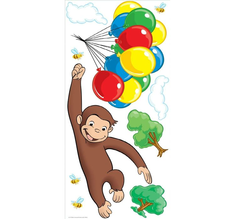 CURIOUS GEORGE Ro Wallpaper