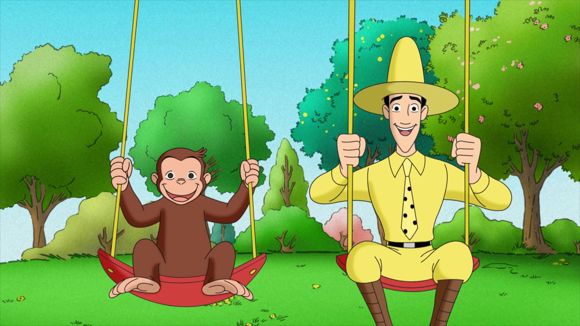 curious george f wallpaper 1920x1080 185533 wallpaperup