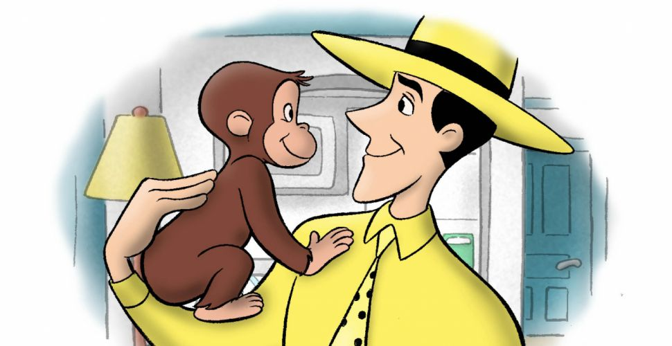 CURIOUS GEORGE f wallpaper