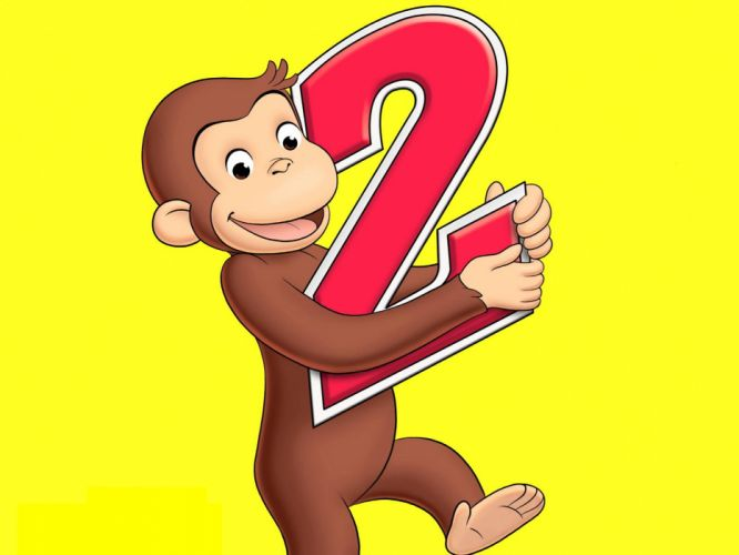 CURIOUS GEORGE birthday f wallpaper