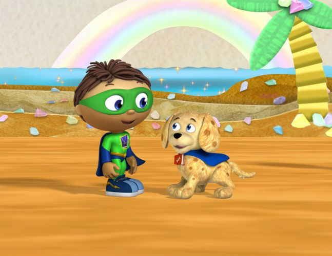 Super Why wr wallpaper