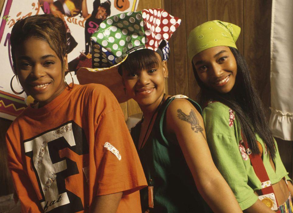 TLC r-b hip hop dance soul   wf wallpaper