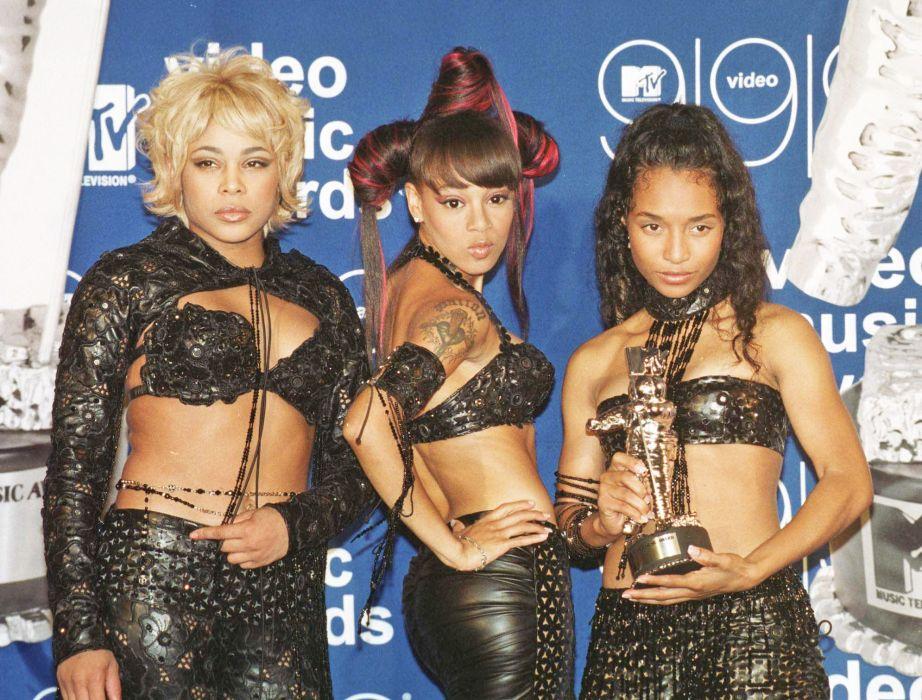 TLC r-b hip hop dance soul    w wallpaper