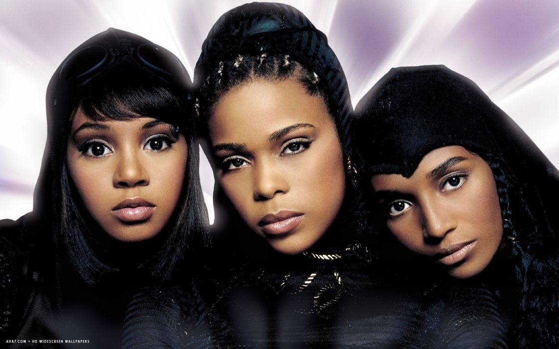TLC r-b hip hop dance soul   dj wallpaper