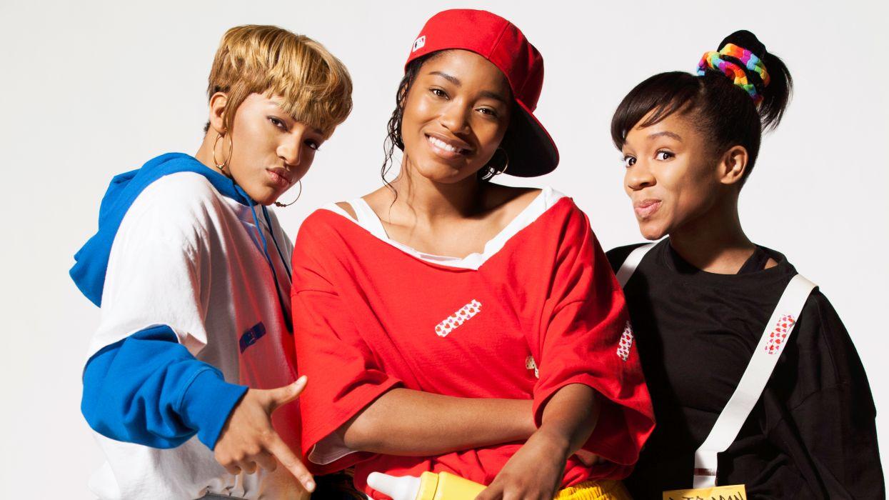 TLC r-b hip hop dance soul   d wallpaper