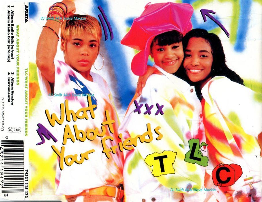 TLC r-b hip hop dance soul poster       d wallpaper