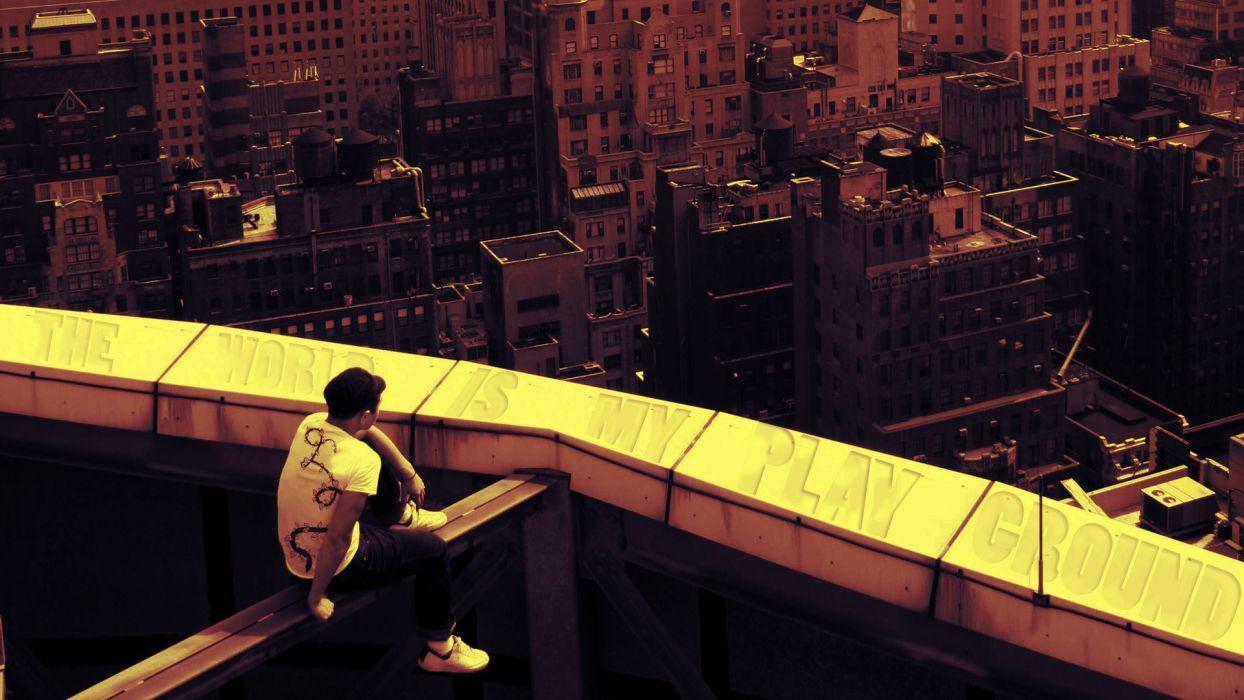 cityscapes urban wallpaper
