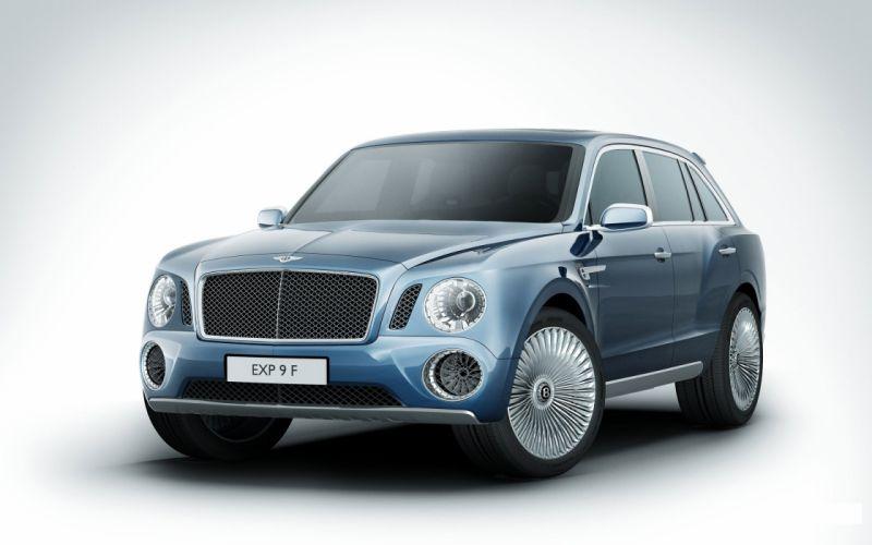 Bentley Bentley XP9 wallpaper