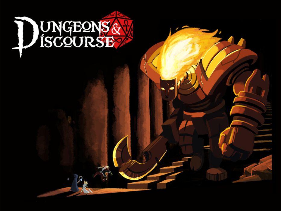 dungeons Dresden Codak wallpaper