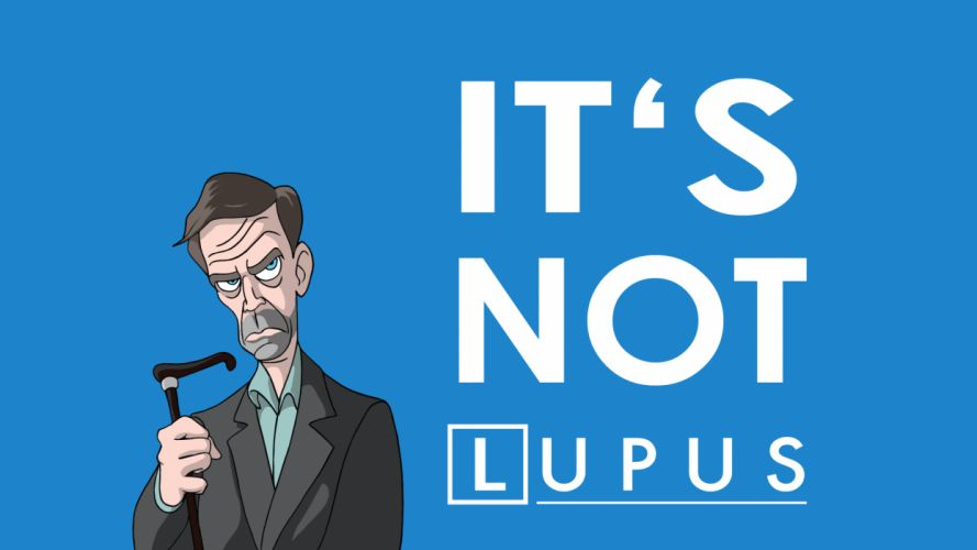lupus alternative art Hugh Laurie Gregory House House M_D_ wallpaper