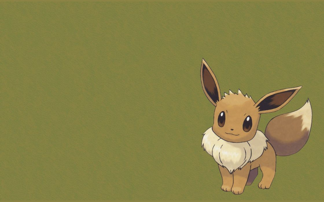 Pokemon Eevee wallpaper