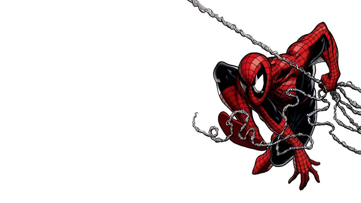 Comics Spider Man Marvel Wallpaper 1920x1080 186059 Wallpaperup