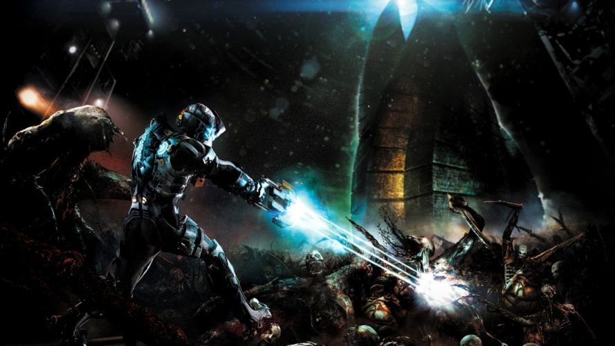 video games Dead Space game wallpaper