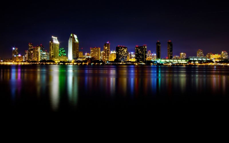 architecture buildings USA California San Diego wallpaper