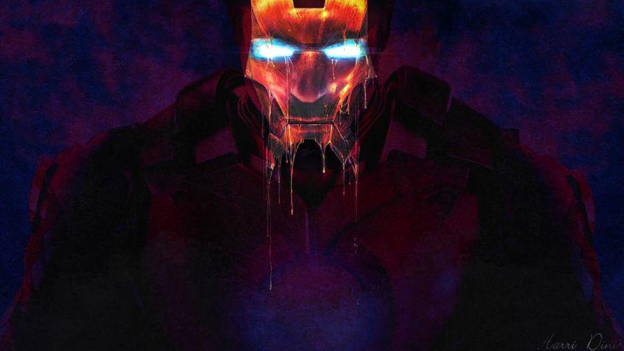 Iron Man comics wallpaper