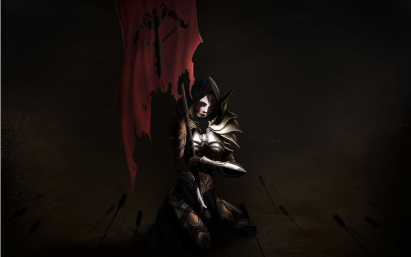 video games Diablo Diablo III fans wallpaper
