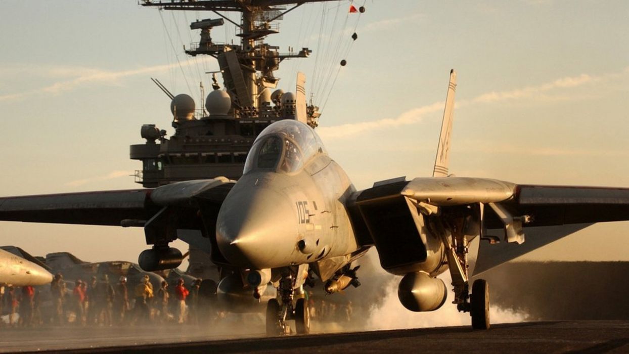 aircraft military vehicles aircraft carriers launch steam catapult fighter jets wallpaper
