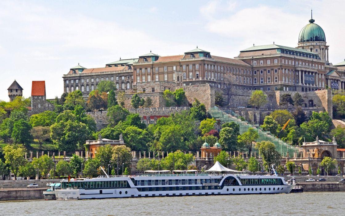 Budapest cities wallpaper