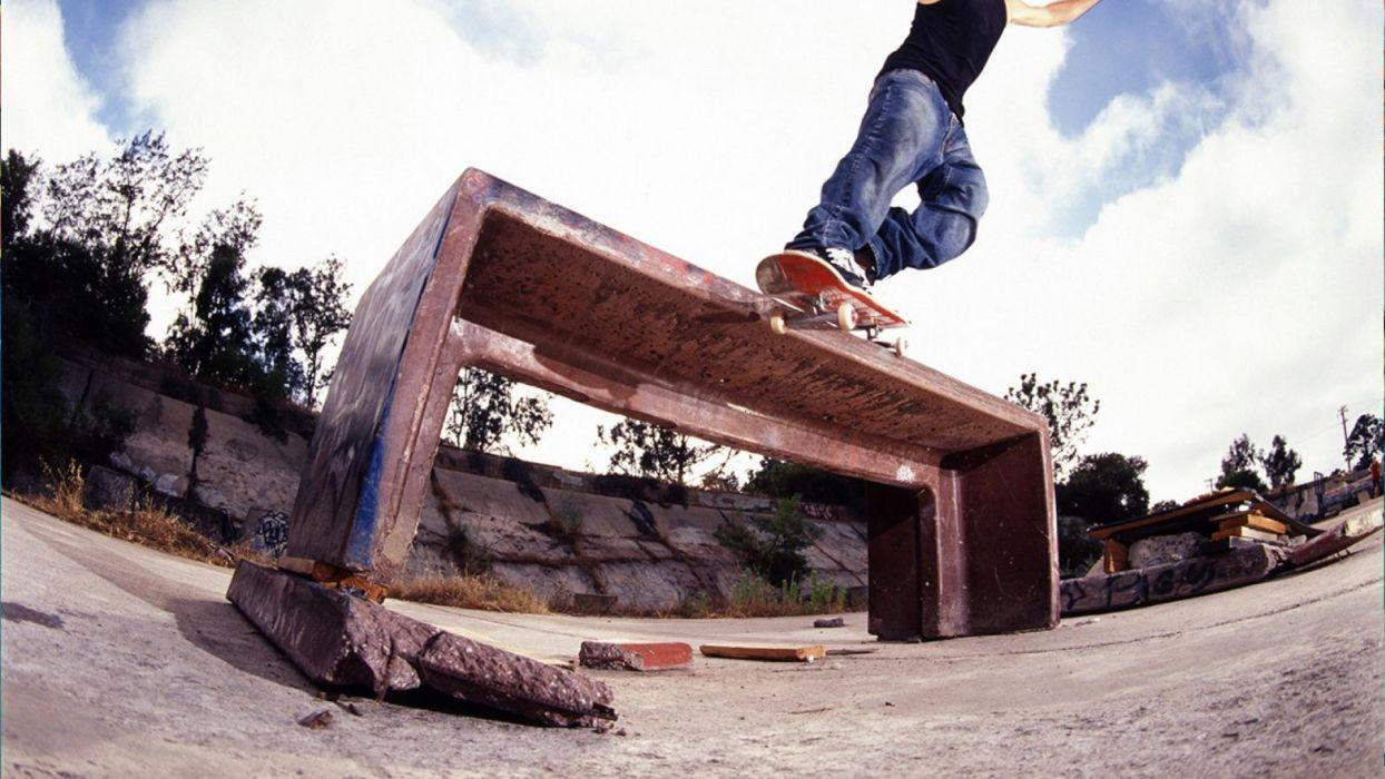 sports skateboarding wallpaper