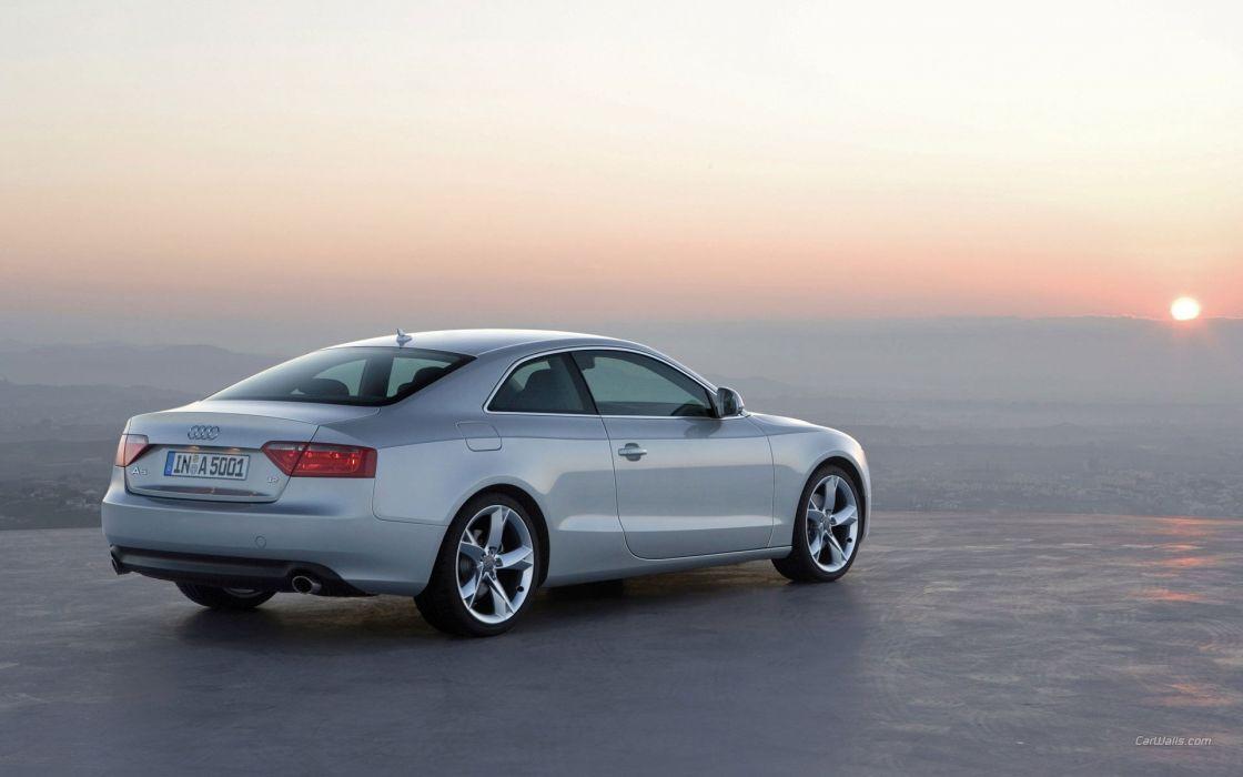 cars Audi A5 wallpaper