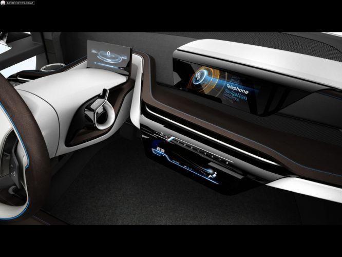 BMW concept art concept cars BMW i3 wallpaper