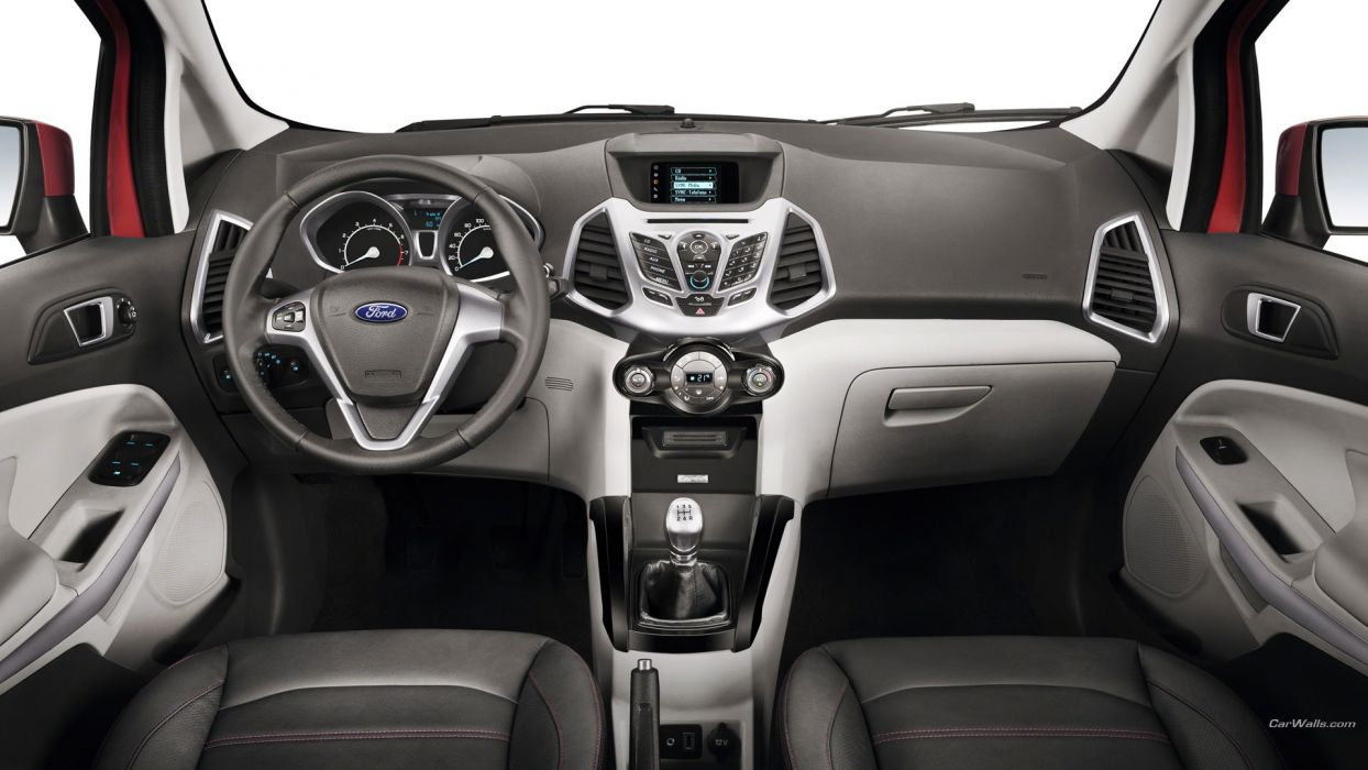cars Ford Ford EcoSport wallpaper