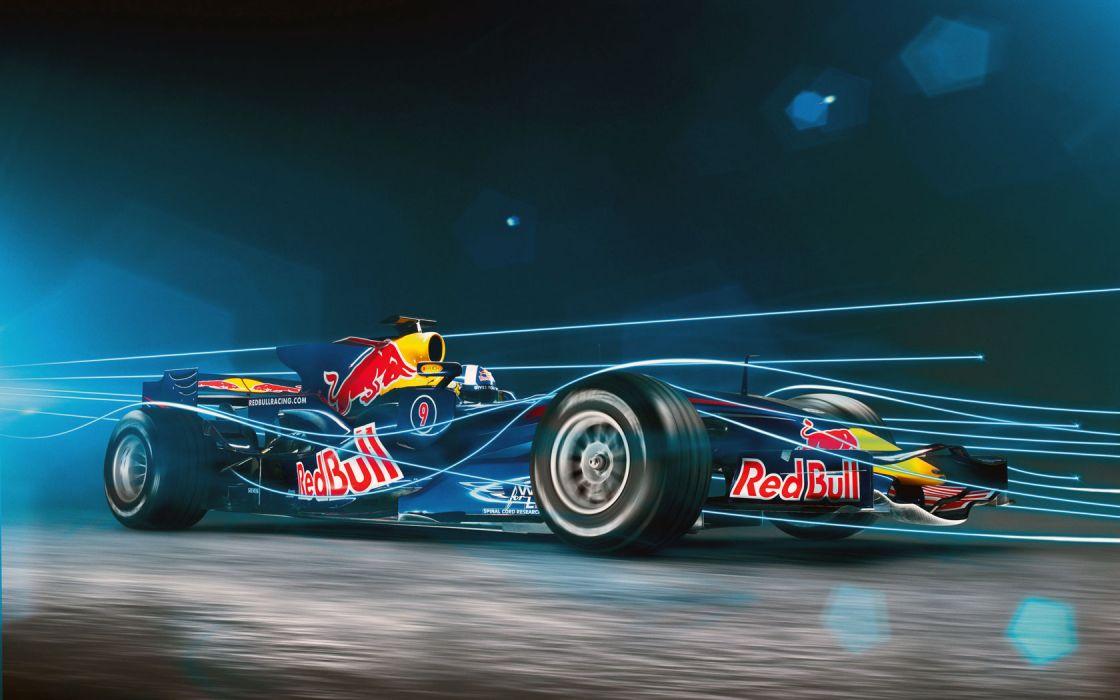 cars Formula One bull Red Bull Renault wallpaper