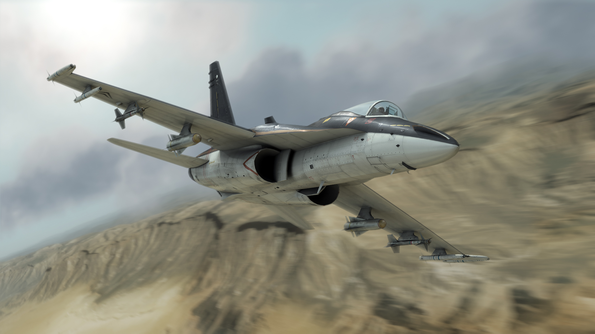 Aircraft video games ps3