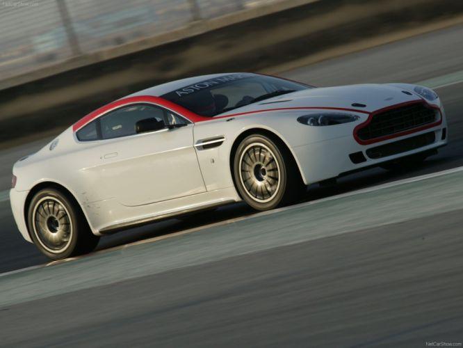 cars Aston Martin vantage Aston Martin Vantage Aston Martin Vantage GT4 GT4 wallpaper
