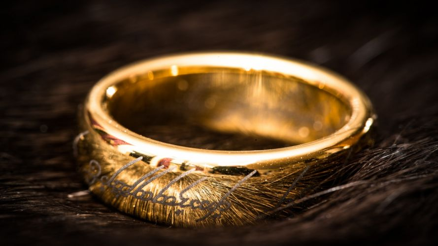 rings The Lord of the Rings one ring wallpaper
