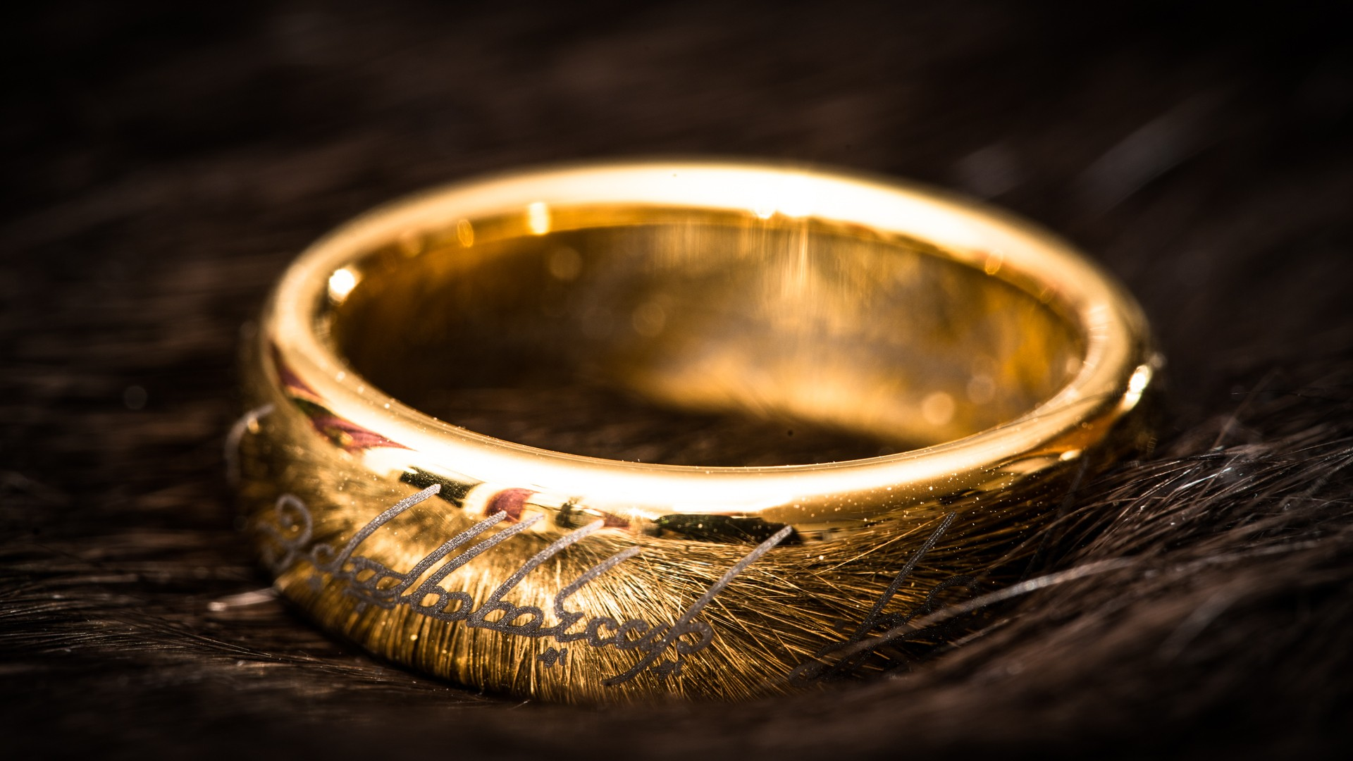 What Is On The One Ring