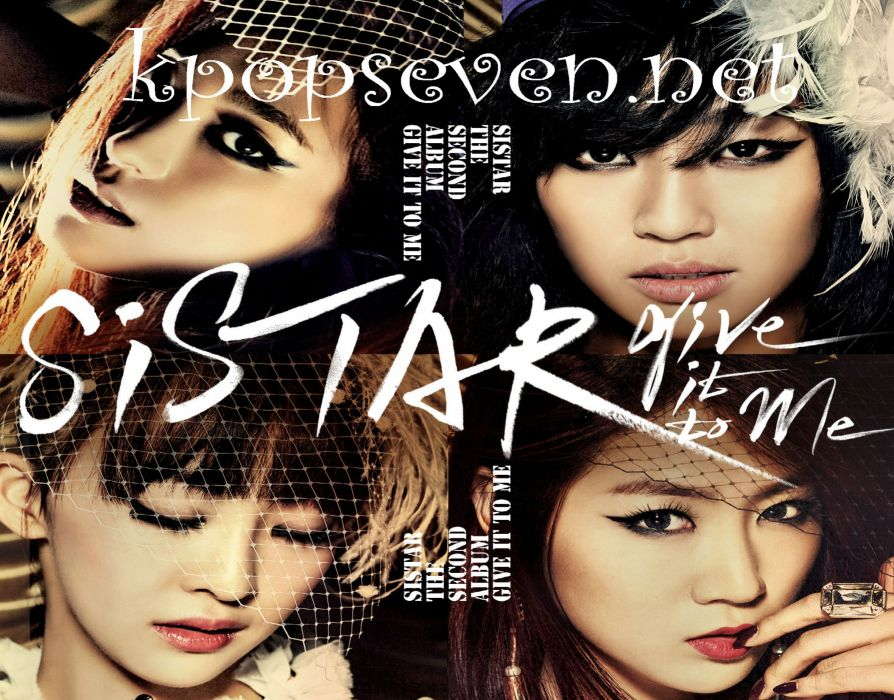 SISTAR K-pop Hip Hop Electronic Dance korea korean kpop pop poster        r wallpaper