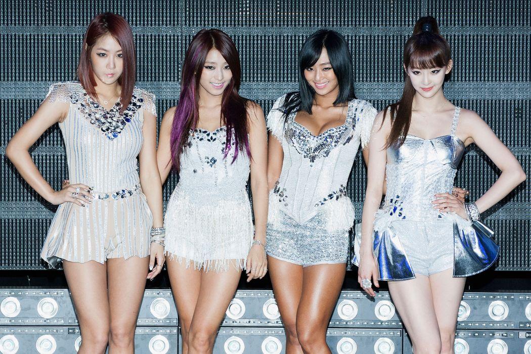 SISTAR K-pop Hip Hop Electronic Dance korea korean kpop pop   d wallpaper