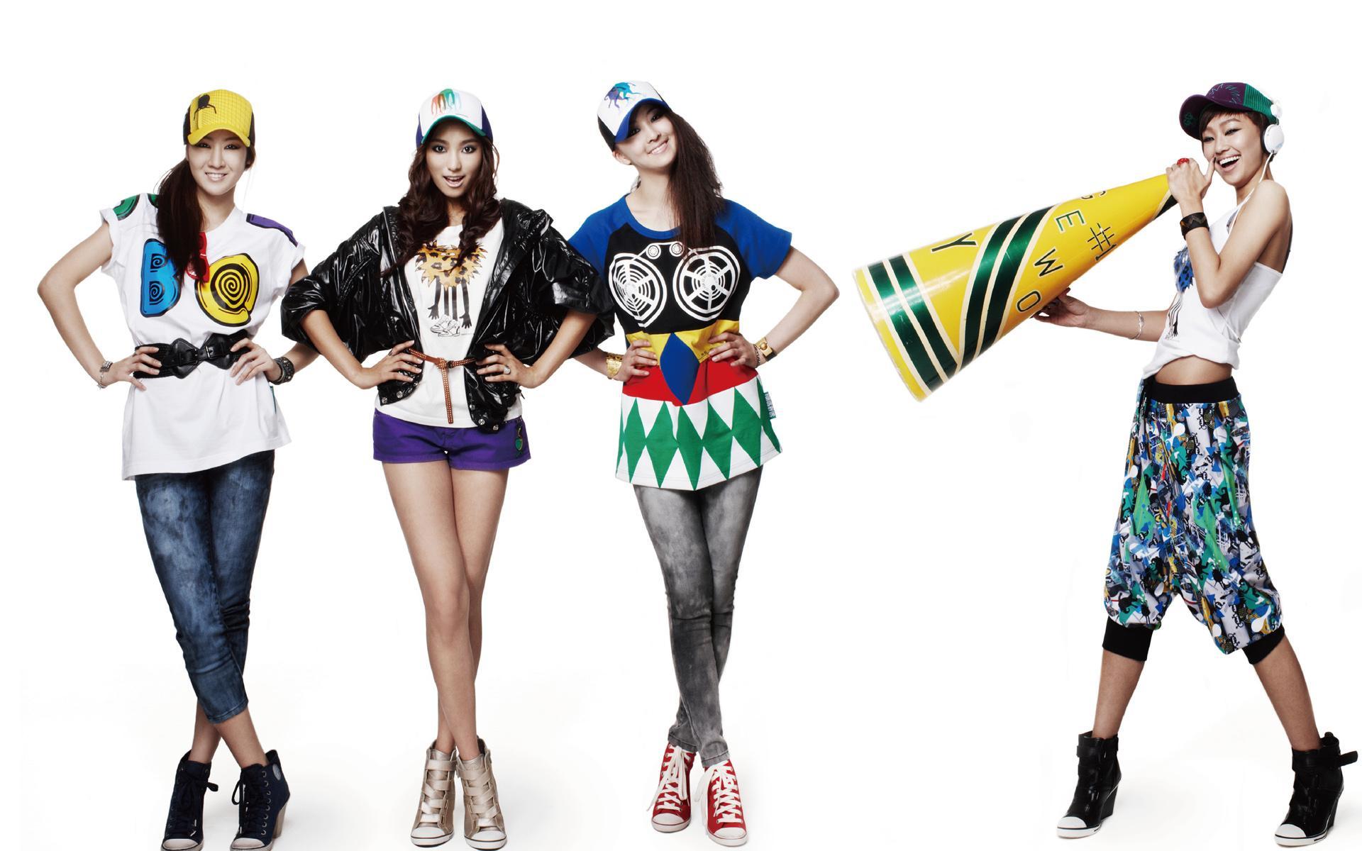 SISTAR K-pop Hip Hop Electronic Dance korea korean kpop pop rt ...